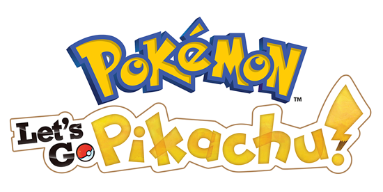 Pokémon Let's Go For Switch Release November 2018