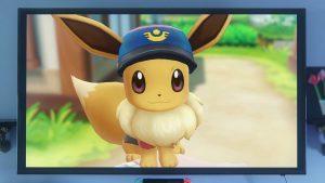 Pokemon Let's Go eevee hat